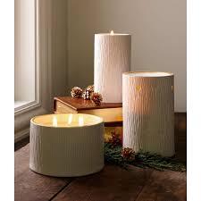 thymes frasier fir thymes frasier fir ceramic pillar candle the century house