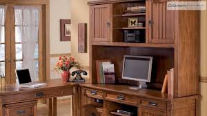 Ashley Office Desk by Cross Island Home Office Collection From Signature Design By
