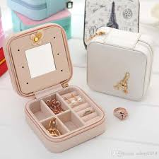 cheap casket 2018 cheap fashion women s mini jewelry box travel makeup