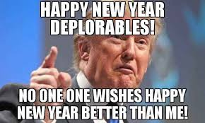 Funny New Years Memes - new year memes 2018 donald trump
