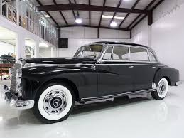 1960 mercedes for sale 1960 mercedes 300d adenauer european model for sale at