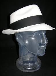 Michael Jackson Smooth Criminal Halloween Costume Michael Jackson Smooth Criminal Fedora