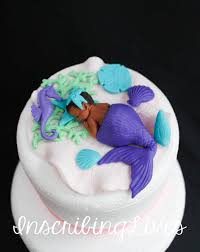 lavender baby shower decorations mermaid baby shower cake topper girl purple lavender 3d edible