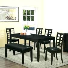 black and wood dining table black rustic dining table lesgavroches co