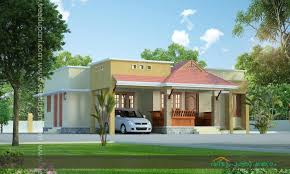 simple home design neat and simple small house plan kerala home