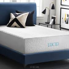 Bed Frame For Memory Foam Mattress Lucid 16