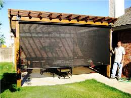 deck shade ideas home outdoor decoration
