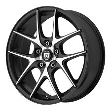 Black Rims For Mustang Amazon Com Motegi Racing Mr127 Satin Black Wheel 18x8