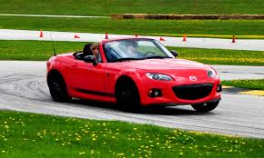 mazda america track test review 2014 mazda mx 5 club hardtop at road america