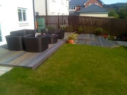 Garden Decking Ideas Photos Contemporary Garden Designs Glasgow Lanarkshire Cumbernauld