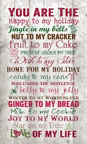 christmas wall decor you are the christmas wall decor puzzlematters