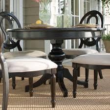 the elegant round pedestal table u2014 unique hardscape design