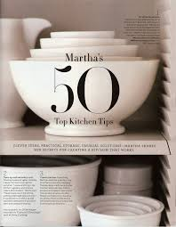 circa martha stewart u0027s 50 top kitchen tips