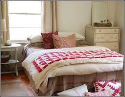 Bedroom Decorating Ideas No Headboard Bed Without Headboard In Front Of Window Bedroom Home