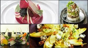 christmas dinner ideas elegant salad recipes finedininglovers com