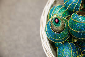 peacock christmas ornaments free stock photo public domain pictures