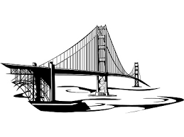 golden gate bridge clipart clip art library