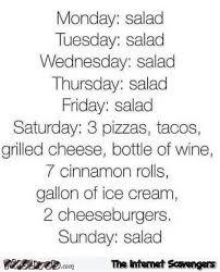 Diet Meme - what my diet looks like funny meme pmslweb