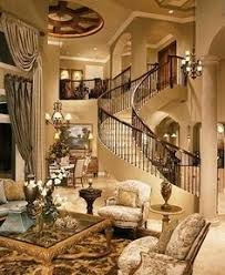 the home interiors this mediterranean style mansion is located in houston tx