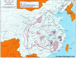 Yuan Dynasty Map Guangdong Province China Maps Index By China Report Com