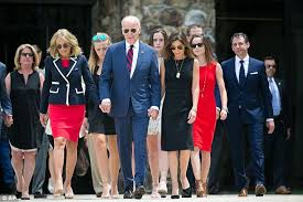 Joe Biden Resume Joe Biden Attends Memorial Day Ceremony Naming Delaware National