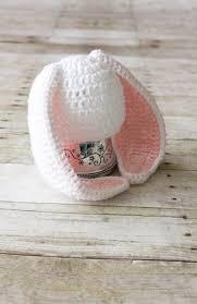 easter bunny hat baby crochet bunny hat crochet rabbit hat white easter bunny hat