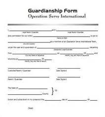guardianship form x201 revocable living trust form maryland