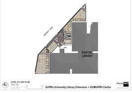 gallery of griffith university g11 library thomsonadsett 12