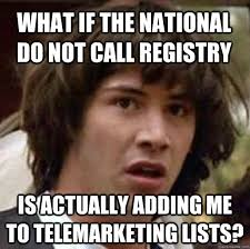 Telemarketer Meme - telemarketers are people too