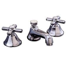 fashion widespread bathroom faucets