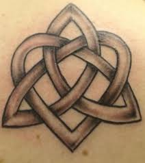 new tribal inner strength symbol tattoo design photos pictures