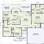 split bedroom floor plan simple split foyer house plans free image house plans