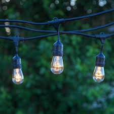Hanging Tree Lights by Brightech Store Ambience Pro Outdoor Weatherproof Commercial