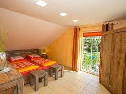Schlafzimmerm El Erle Wildnisresidenz Nationalpark Fewo Direkt