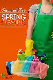 Springcleaning Chemical Free Spring Cleaning Guide Png