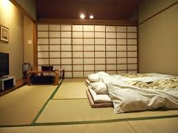 Japan Bedroom Design Traditional Futon Roselawnlutheran