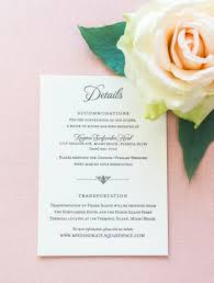 wedding invitations island affordable letterpress wedding invitations ta bay florida