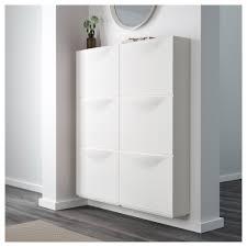 trones shoe storage cabinet white ikea