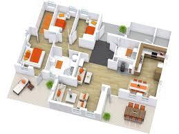 modern houses floor plans house plans roomsketcher