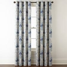 Demask Curtains Damask Curtains Drapes For Window Jcpenney