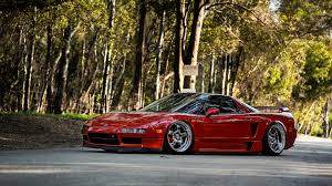 slammed cars wallpaper honda acura nsx slammed tuning e wallpaper 1920x1080 78768