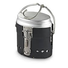used swedish military stove mess kit 201177 mess kits