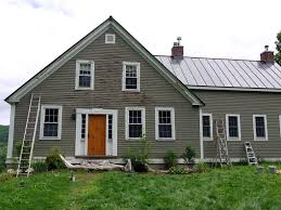 Blue Gray Exterior Paint Slate Blue Exterior House Paint Find This Pin And More On Paint