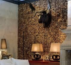 wooden wall decorative panel interior design ideas