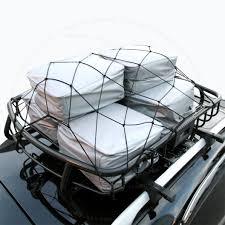 2014 Bmw 525i Rooftop Luggage Basket With Cargo Net Travel Cargo System Kit