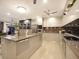 Modern Open Kitchen Design Architecture Center Ointment Architecture Warm Seating Stove