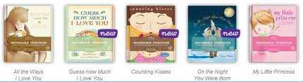 recordable books hallmark recordable storybooks giveaway and review