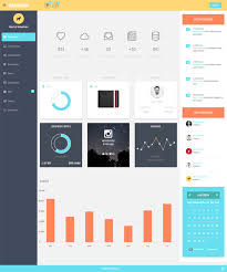 15 best free bootstrap admin templates of all time show wp