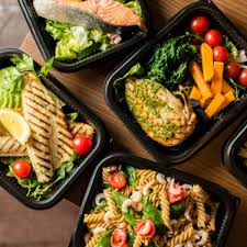 the fitness chef healthy eating delivery london