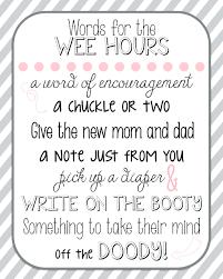 baby shower poems printable printable baby shower poems poem girl printable